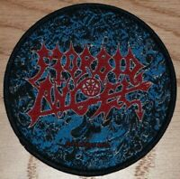 MORBID ANGEL - ALTERS OF MADNESS (NEW) SEW ON PATCH OFFICIAL BAND MERCH