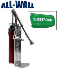 Cinta Pro Drywall Mud Compound Pump w/Box Filler & FREE Magnetic Mud Pan Grip