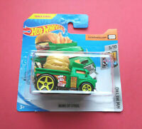 HOT WHEELS - BUNS OF STEEL - HW METRO - SHORT CARTE - FYF24 - ANNEE 2019 - 6103