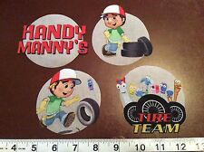 Disney Handy Manny Fabric Iron On Appliques (style#2)