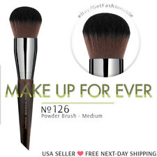 MAKE UP FOR EVER 126 Medium Powder Brush Free Shipping
