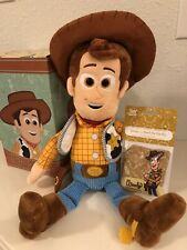 Scentsy Buddy Disney Plush Woody Toy Story Stuffed Aromatherapy + Scent Pak New