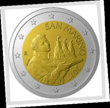 2 EURO  San Marino 2017 *** 2 EURO  San Marino 2017 !!!