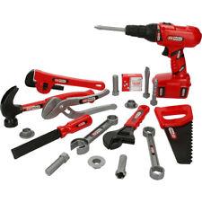 KS Tools Kinderwerkzeug*-Satz,Spielzeug- Werkzeuge, 19-teilig 100068 ToolKit