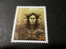 CANADA, timbre CELEBRITE' MOLLY BRANT, neuf**, VF MNH STAMP