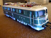 "Märklin H0 3050 Electrical loko Ae 6/6 of SBB,""St GALLEN"",never used nie benutzt"