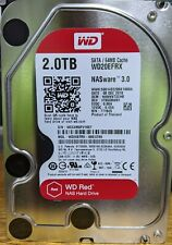 "Western Digital Red 2 TB, Internal, 5400 RPM, 64MB Cache, 3.5"" Hard Drive"