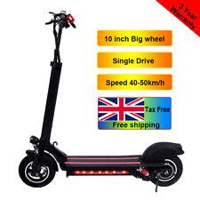 Lamtwheel 10 inch Single Motor Electric Folding Scooter Speed 40-50km/h 800W