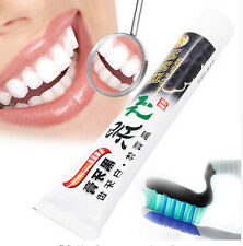 Activated Bamboo Charcoal Whitening Toothpaste Natural Mint Teeth Tooth Paste