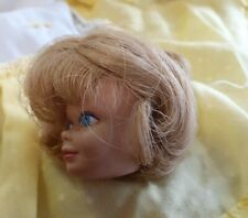 New ListingVintage Barbie Bend Leg Midge Pageboy Blonde Hair Head Pretty