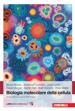 Biologia molecolare della cellula 6a edizione Alberts 9788808621269