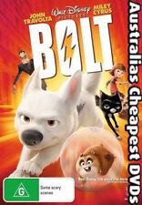 Bolt DVD NEW, FREE POSTAGE WITHIN AUSTRALIA REGION 4