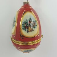 Valerie Parr Hill Christmas Tree Ornament Mr. Christmas Musical 2007 Red New Box