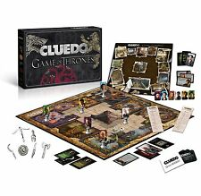 CLUEDO - GAME OF THRONES - Collector´s Edition - Winning Moves 10951 - NEU