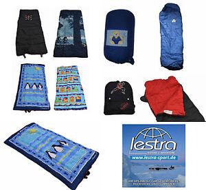 Kids Sleeping Bag Children Design Sack Travel Camping Sleepover Warm