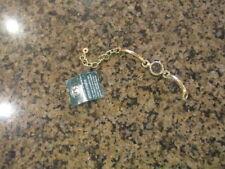 Citizen Eco-Drive women's Wristwatch Bracelet B023 gold black face solar New NWT