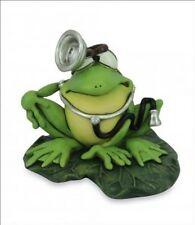 Statuette Funny Frosch Fred Les Alpes Von Sammlung - Arzt - Glücksbringer