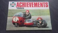Magazine Illustrated Achievements Castrol 1965 Success Be