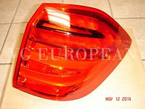 Mercedes-Benz GL-Class Genuine Outer Tail Light, Rear Lamp GL550 GL450 G350 NEW