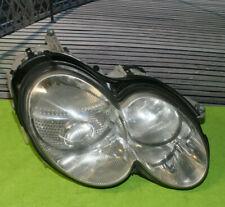 03-08 Mercedes R230 SL500 SL55 AMG Right Passenger Headlight Lamp Bi Xenon OEM