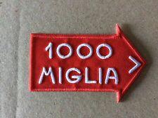 A459 PATCH ECUSSON 1000 MIGLIA 9,5*6 CM