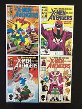4 Issue Lot - X-Men Versus The Avengers Limited Series 1 2 3 4