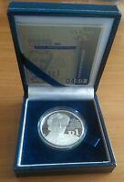 South Africa 2011 , Silver R1 Proof Coin John Maxwell Coetzee Nobel Prize Winner