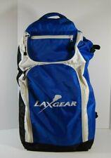 LAX Gear Lacrosse Gear Bag - The Ultimate Lacrosse Bag