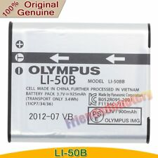 Genuine Original LI-50B Battery For Olympus Tough XZ-1 TG-610 TG-810 TG-820