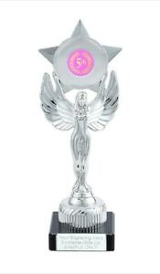 5th Place Unity Victory Award 230mm Trophy (H) ENGRAVED FREE