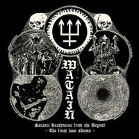 Watain : Satanic Deathnoise from the Beyond: The First Four Albums CD 4 discs