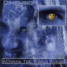DIMENSION F3H - Reaping The World Winds CD