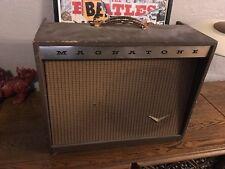 VINTAGE 1959 Magnatone 213 Troubadour  Tube Guitar Amp