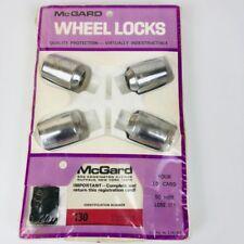 McGard Mopar OEM Wheel  Lock Set Vintage Cars Part 130 S-12R
