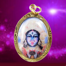 Powerful KALI Deity Hindu Goddess Amulet Pendant Magic Talisman Wealth Fetish FS