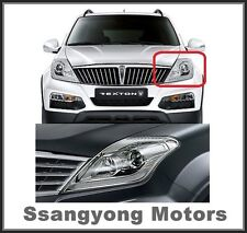 GENUINE HEAD LIGHT LAMP ASS'Y LH 8310108C00 for SSANGYONG REXTON W (2013~2016)