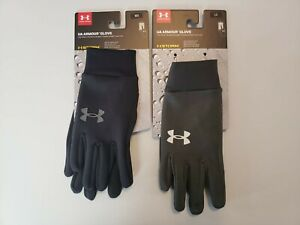 Under Armour Men's Armour Liner 2.0 Gloves NWT 2020