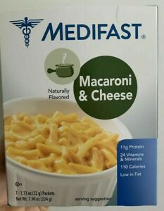 Medifast Optavia Hearty Choices Macaroni and Cheese 6 fuelings Out of Stock 2022