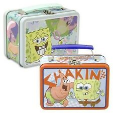 Spongebob Squarepants & Friends Tin Lunch Box new