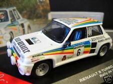 Renault 5 turbo rally 1983 vedimia #6 sainz Ixo Altaya 1:43