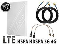 Mobile Broadband Antenna Huawei Booster 4G LTE B528 B618 E5785 E5787 E5577 TS9