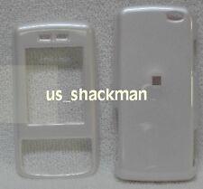 Verizon Cell Phone Armor Case Samsung U650 Pearl White