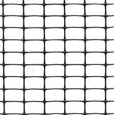 Gartennetz Geflügelzaun Absperrnetz Mehrzwecknetz  1mx10m, Masche 20mmx35mm