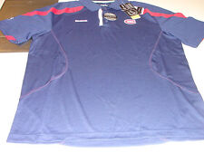 2011-12 Montreal Canadiens Official Team Polo Shirt L Top 3 Button NHL Hockey