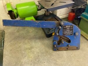 Dexion Angle Shears Guillotine Shelving Cropper Rare & Unusual - Made in London