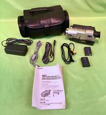 Sony Handycam CCD-TRV608 Video Hi8 Camcorder W/ Authentic SONY leather case!