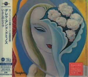 Derek And The Dominos - Layla And Other...++UHQCD Japan Import+++++NEU++OVP