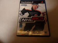 PlayStation 2  PS 2   NHL 2K 3  (2)