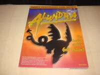 Alundra Prima Unauthorized Game Secrets Strategy Guide Sony Playstation