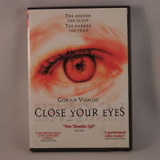 =CLOSE YOUR EYES (DVD 2002 First Look Home Entertainment) FLP-99909